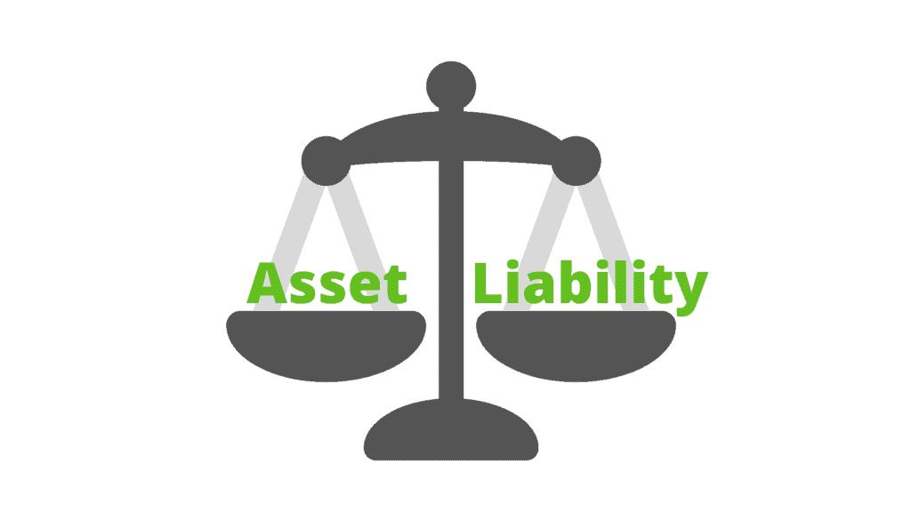 Een balans tussen assets en liabilities