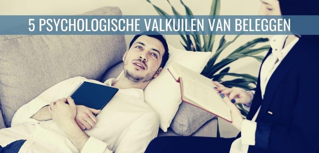 5 psychologische valkuilen van beleggen