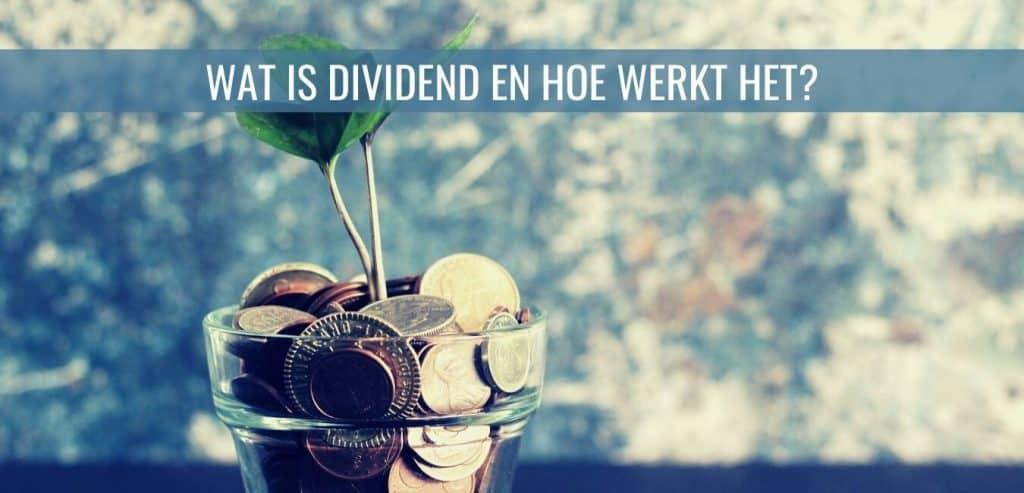 Wat is dividend en hoe werkt het