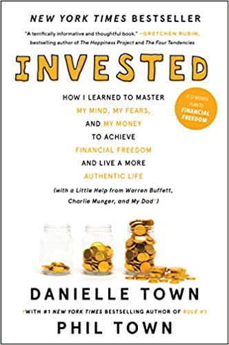 nvested How I Learned to Master My Mind, My Fears, and My Money to Achieve Financial Freedom and Live a More Authentic Life review