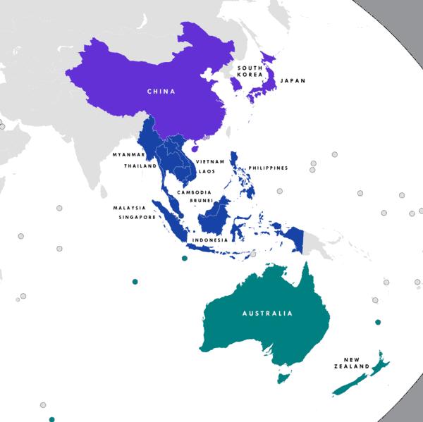 RCEP countries