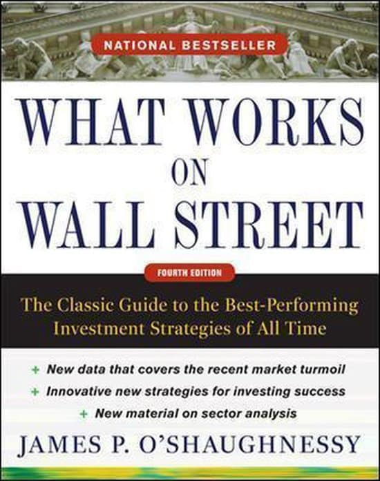 What works on Wall Street review