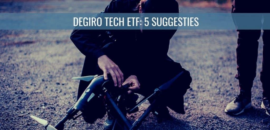 DEGIRO Tech ETF
